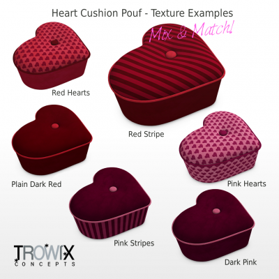 TW - HeartCushionTextureExamples