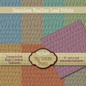 Trowix - Feather Leaf PrintsTTT Vend