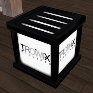 Trowix - Hunt Object